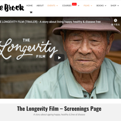 The Longevity Film Japan